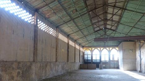 Appel à idées pour la serre du parc de la Jarre | Marsactu | PnCal -revue de web | Scoop.it