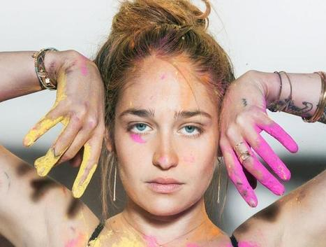 'Girls' Jemima Kirke Colorful Jewelry Campaign By Scosha Will Make You Feel ... - Hollywood Take | kohls news | Scoop.it