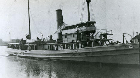 Missing for 95 years, wreckage of the Navy tugboat Conestoga is found off California coast | DiverSync | Scoop.it