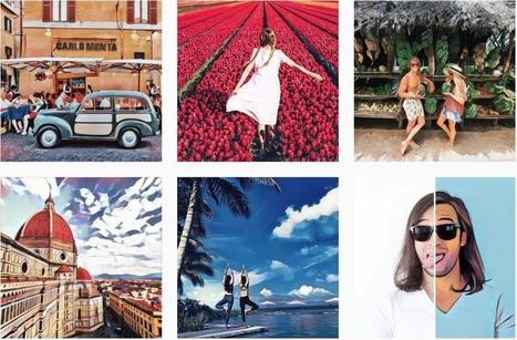 3 outils pour transformer vos photos en oeuvres d'art - Les Outils du Web | Les outils du Web 2.0 | Scoop.it