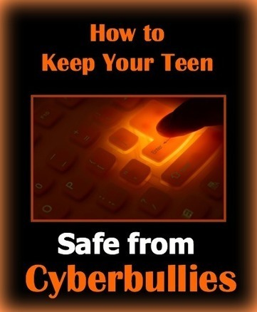 How to Keep Your Teen Safe from Cyberbullying | Tribus | Scoop.it