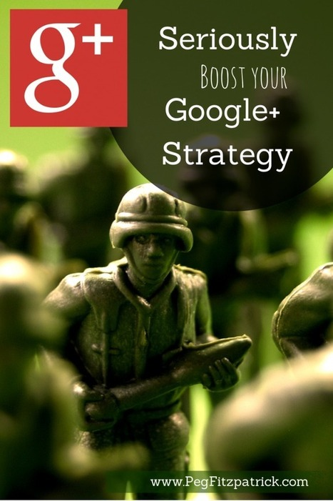 Seriously Boost your Google Plus Strategy | Youtube Stats, Strategies + Tips | Scoop.it