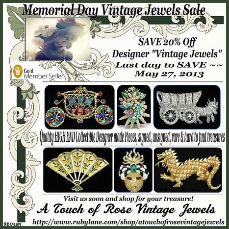 Redirecting... | Vintage Designer Jewels | Scoop.it