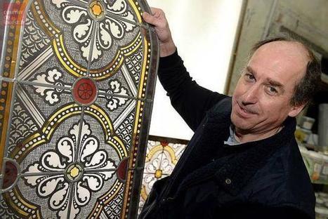 Saumur. Le verrier Philippe Brissy défend les métiers d'art | Métiers d'arts - Tiers-Lieux - Innovation - maker place - fablabs | Scoop.it