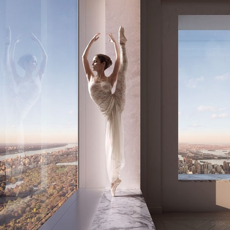 Ballerina in the window by dbox, 432 Park avenue by Vik Tory | Music, Videos, Colours, Natural Health | Scoop.it