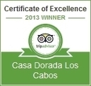 Casa Dorada Los Cabos Earns 2013 TripAdvisor Certificate of Excellence - PR.com (press release) | The Global Traveller | Scoop.it
