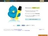 Tweetinsight vous permet de connaître les tendances de votre flux Twitter ! | Geeks | Scoop.it