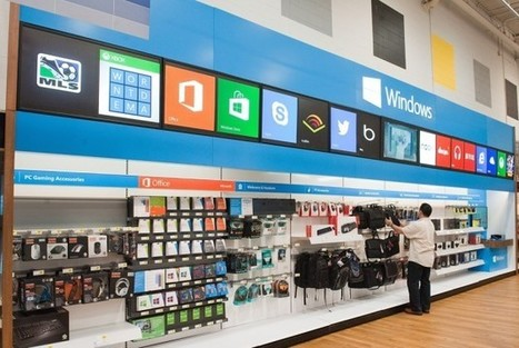 First Best Buy Windows Store to Open August 7 | Computer Tips and Tricks | Scoop.it