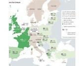 Salaire minimum : le grand écart européen | Dialogue Social | Scoop.it