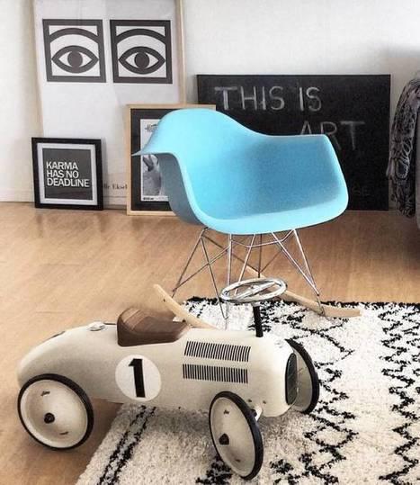 Un joli fauteuil à gagner, ça vous dit? (Concours) | PLANETE DECO a homes world | décoration interieure | Scoop.it