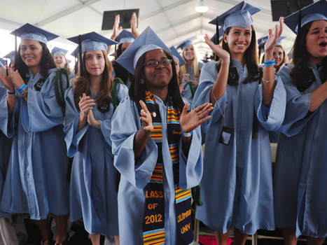 Race Gap Narrows in College Enrollment, But Not in Graduation | Iserotope Extras | Scoop.it