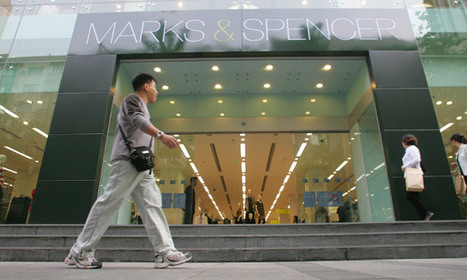 Marks & Spencer Asia boss Pascal Martin departs - The Guardian | Brunei- JIS-Marks and Spencer | Scoop.it