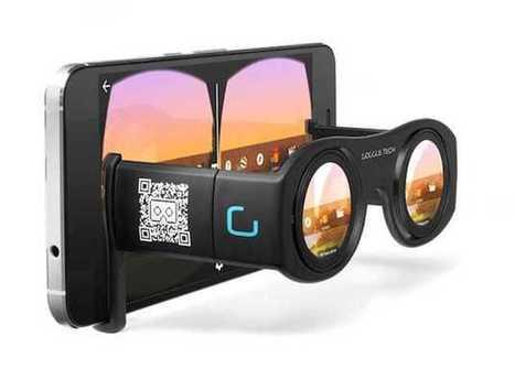 Google vend des casques Cardboard et VR dans sa boutique en ligne   Vrlab.fr   Scoop.it