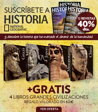 Oferta especial de suscripción a la revista Historia de National Geographic | Mundo Clásico | Scoop.it