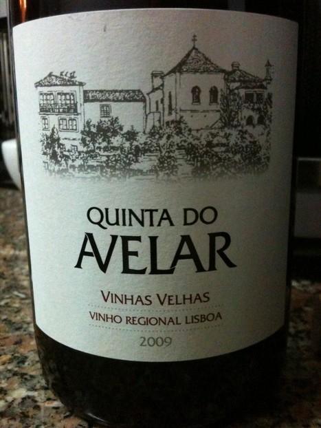 Quinta do Avelar Vinhas Velhas (2009) | Wine Lovers | Scoop.it
