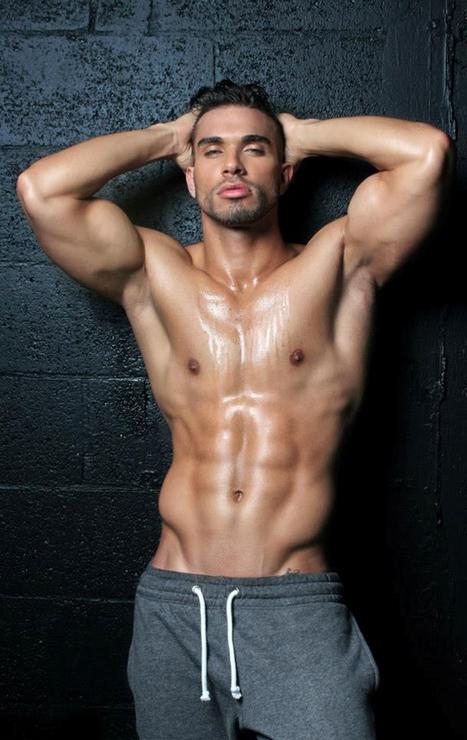 MALE`S PHOTO`S: The Male Beauty - Darian Alvarez | JIMIPARADISE! | Scoop.it