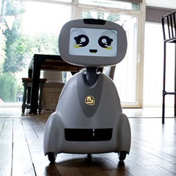 Personal Robots Are Charming, But Don't Expect Help with Chores | MIT Technology Review | Knowmads, Infocology of the future | Scoop.it