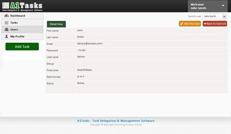 Task Delegation Software | Efficient Task Management for Better Team Productivity | Efficient Software | Scoop.it
