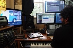 Inside the Lives of Composers for Hire : SonicScoop – Creative, Technical & Business Connections For NYC's Music & Sound Community | Old School Music Production | Scoop.it