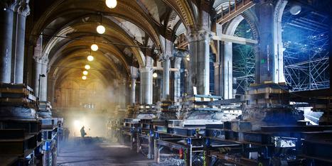 Los entresijos de la reforma del Rijksmuseum, obra de Cruz y Ortiz, en Canal+. - diariodesign.com | Video Arquitectura | Scoop.it