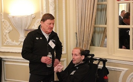 2014 Boston Marathon Will Be Last for Dick and Rick Hoyt   ExtremeX   Scoop.it
