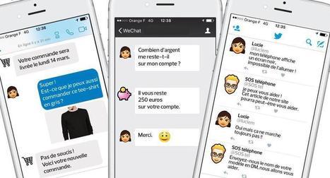 Sur les mobiles et sur les réseaux sociaux, le service après-vente fait sa révolution | Retail, Numérique et Territoires | Scoop.it