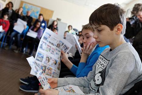 Parler des attentats avec la presse jeunesse | Travailler avec la presse et les médias | Scoop.it