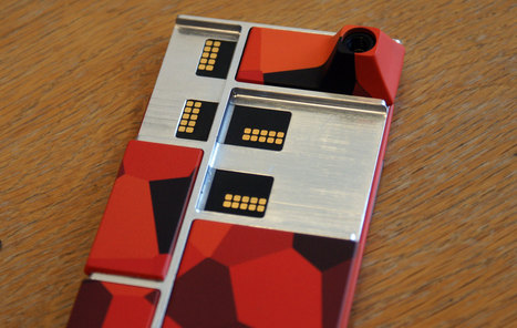 10 Things to Know About Google's Project Ara Smartphone | Technology and Gadgets | Scoop.it