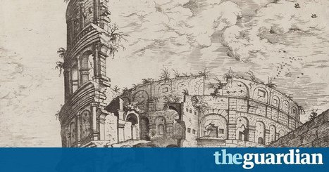 Fallen cities: how artists have captured ruins, from Kabul to Rome – in pictures | Urban Exploration | Scoop.it