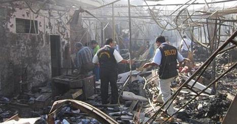 5 detenidos por incendiar alcaldía de Puebla - Nota - Estados - www.aztecanoticias.com.mx   DAÑO EN PROPIEDAD AJENA   Scoop.it