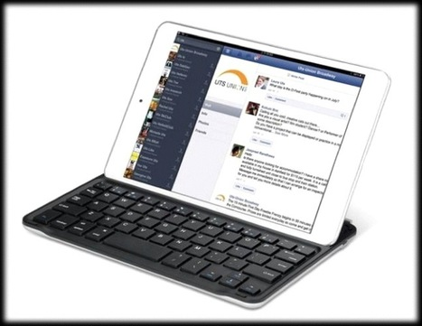 Genius LuxePad i9010 Bluetooth keyboard for iPad mini debuts | Tech Gadgetry | Scoop.it