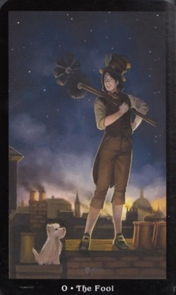 Review – Steampunk Tarot « Perspectives On Tarot | Machinimania | Scoop.it