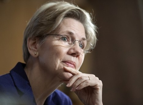 Secret Recordings Inside The Federal Reserve Prompt Elizabeth Warren To Call For Investigation | AUSTERITY & OPPRESSION SUPPORTERS  VS THE PROGRESSION Of The REST OF US | Scoop.it