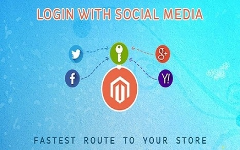 Magento Social Media Plugin Hikes 63% Store Owner's Productiivity | Web Designs And Development | Scoop.it