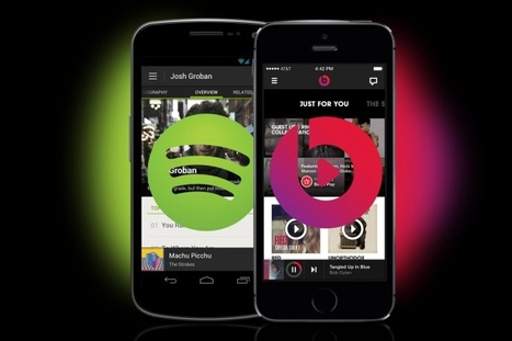 Beats Music vs. Spotify: Can Dr. Dre outmix the king of streaming? | Music business | Scoop.it