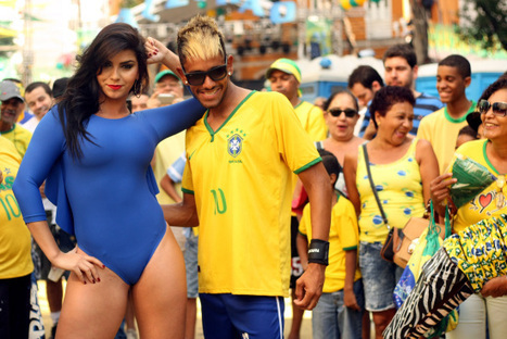 World Cup: The Crazy Rules Some Teams Have About Pre-Game Sex | Vloasis sex corner | Scoop.it