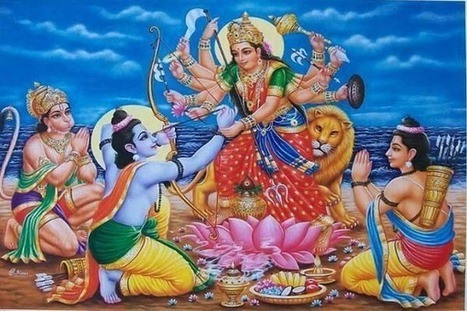 Shubh Navratri SMS Quotes Wishes 2014 | Dil Dosti Zindagi Fun | Scoop.it
