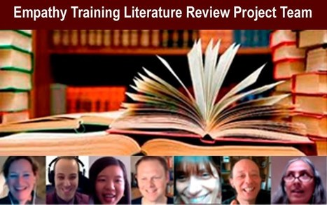 Empathy Training Lit Review  Team meeting 2015-02-01 | Empathy and Compassion | Scoop.it