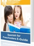 New edition of Spanish for Preschoolers is now available » Spanish Playground | Preschool Spanish | Scoop.it