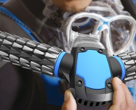 Triton Scuba Mask Transforms Divers into Human Fish | Managing Technology and Talent for Learning & Innovation | Scoop.it