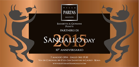 SAN GALLO DAY, 10TH ANNIVERSARY | SPARKLING BUBBLES and MORE. | Scoop.it