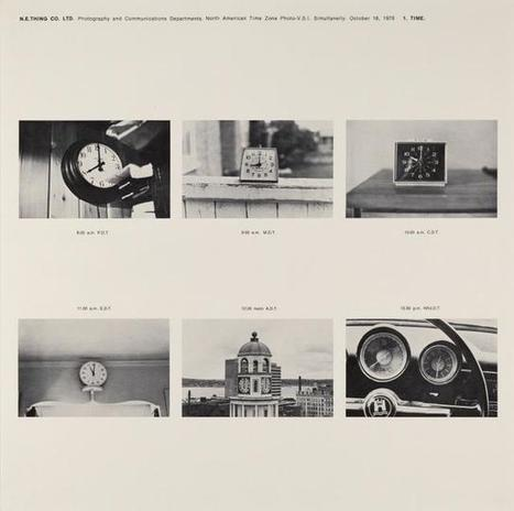 Materializing Six Years: Lucy R. Lippard and the Emergence of Conceptual Art - Huffington Post | Social Art Practices | Scoop.it