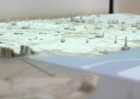 3D Printed Map of the UK Garners Interest | Inside3DP.com | 3D Printing Innovation | Scoop.it