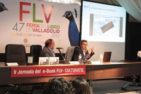 Bibliotecas y libros digitales, protagonistas en la V Jornada del e-Book FLV-Culturatic | Librerías de futuro | Scoop.it