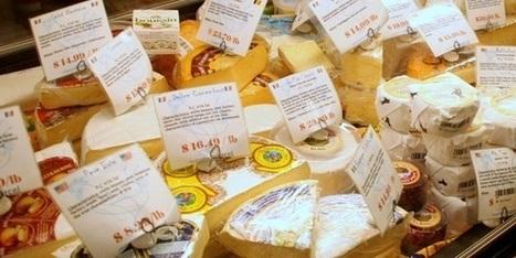 Europe-Etats-Unis: et si l'accord de libre-échange butait sur des appellations de fromage? | Les Fromages | Scoop.it