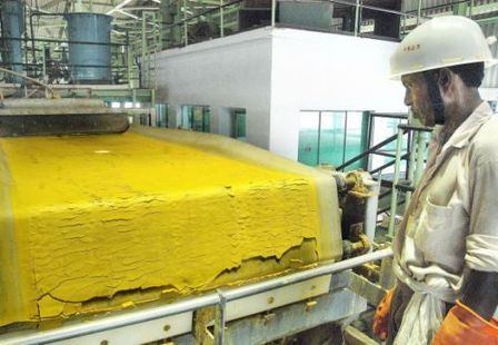 In Namibia 4 people arrested for theft of 'Yellowcake' - Uranium Oxide | Nuclear News | What The Physics? | Scoop.it
