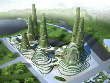 Eco-quartier sud coréen un projet ambitieux | All about South Korea, from geography to culture... | Scoop.it