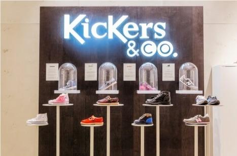 Actualité des enseignes | Kickers & Co a ouvert sa première boutique | Marché français des commerces | French Retail Market | Scoop.it
