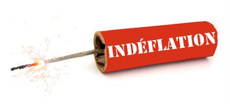 Oubliez l'inflation ou la déflation, voici l'indéflation : une bombe à retardement pour l'économie... (Charles Sannat) - 506741 - Sicavonline | ECONOMIE ET POLITIQUE | Scoop.it