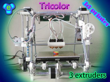 RepRap professional manufacture | 3d printer | Scoop.it